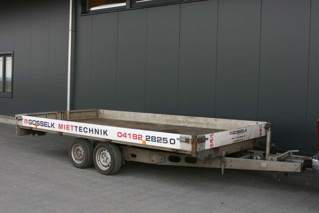 Kipptrailer 2,7 t. Zuladung (2)