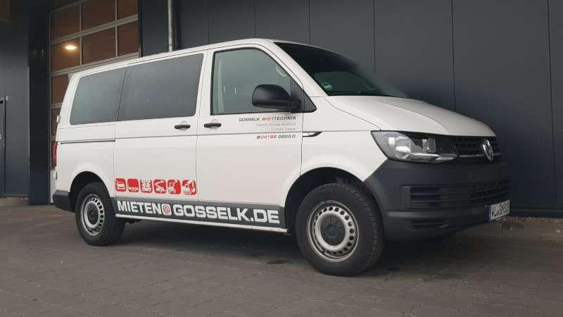 VW Bus Vorne